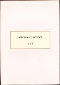 Berckmans 27c