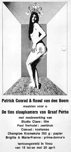 Patrick Conrad Gelukkig Als In Het Bijzijn Van Een Vrouw