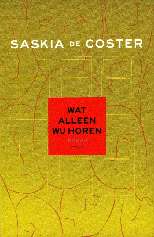 De Coster Saskia Schrijversgewijs