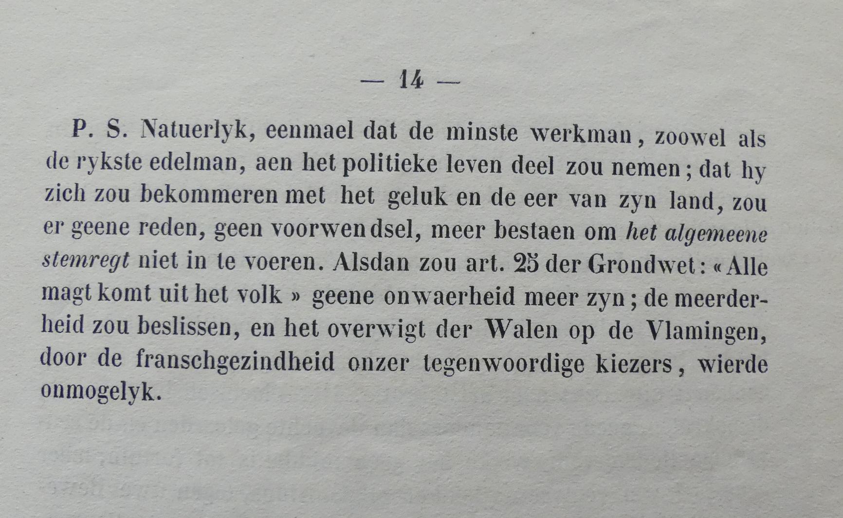De Geyter Julius Schrijversgewijs