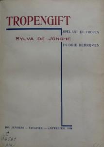 De Jonghe Sylva 1