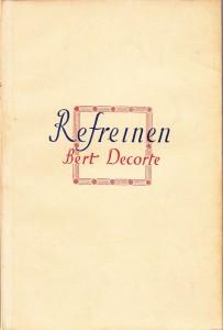 Decorte Bert 8
