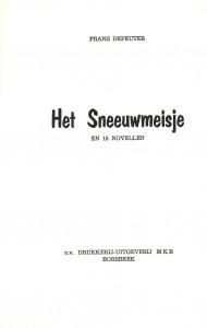 Depeuter Frans 33a Het sneeuwmeisje (binnenflap)