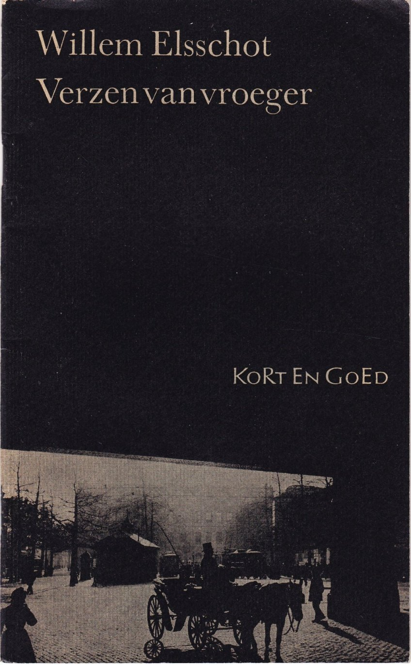 Elsschot Willem Schrijversgewijs