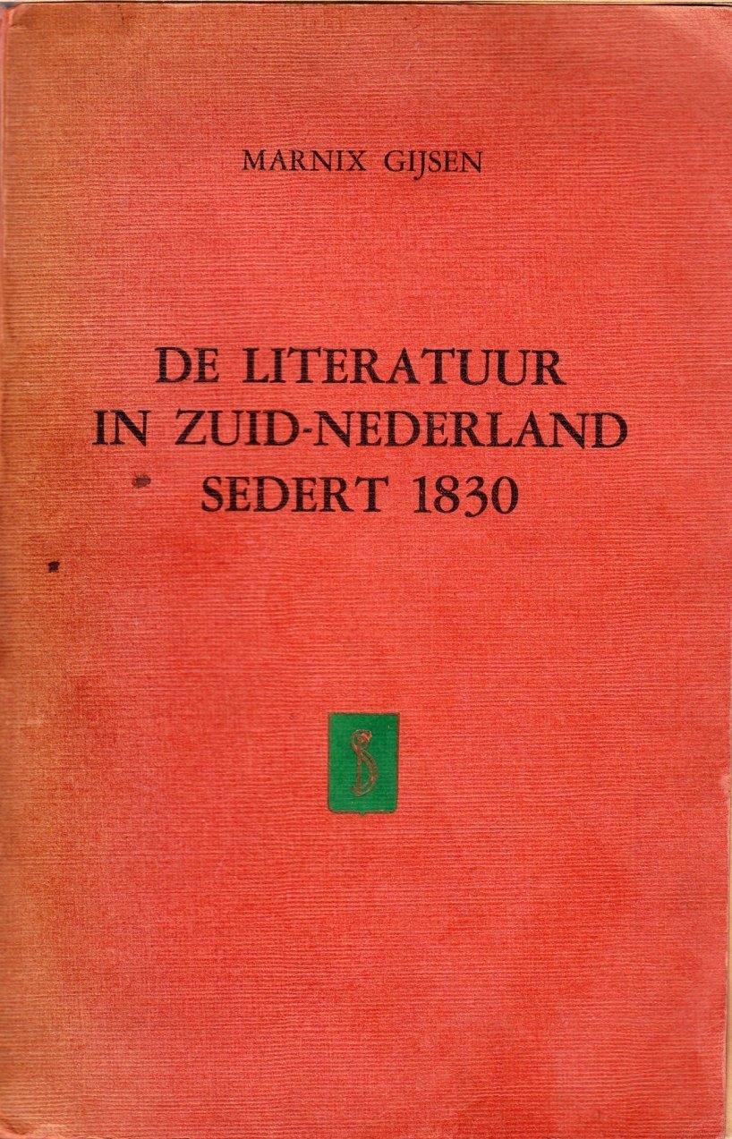 Gijsen Marnix Schrijversgewijs