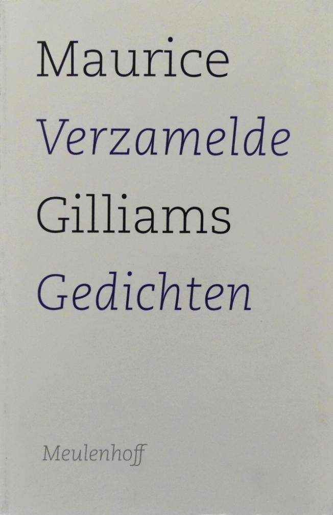 Gilliams Maurice Schrijversgewijs
