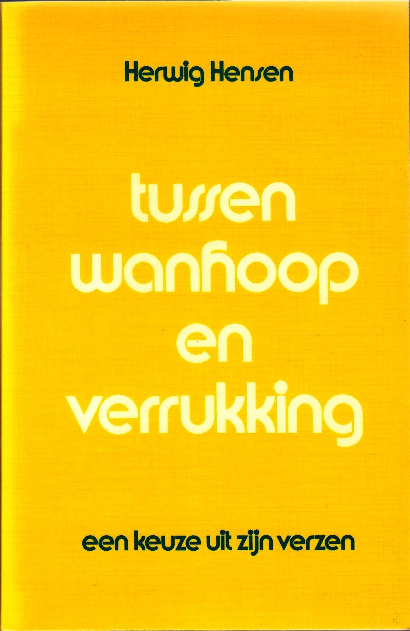 Geliefde Hensen, Herwig – Schrijversgewijs @QC03