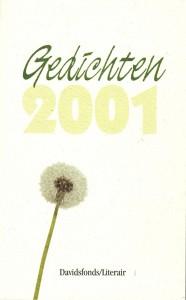 2001 Poëzie bloemlezing