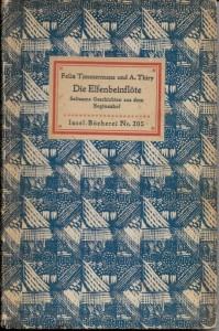 Die Elfenbeinflöte - Felix Timmermans & Antoon Thiry