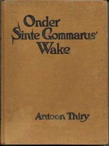 Thiry antoon 4 Onder Sinte Gommarus' Wake