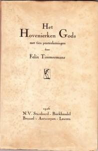 Timmermans Felix 9