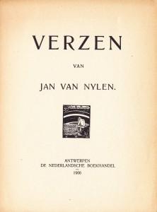 Van Nijlen 12