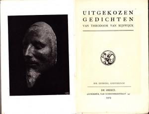 Van Rijswijck Door 2