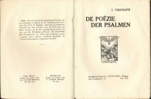 Verschaeve 11a 1922