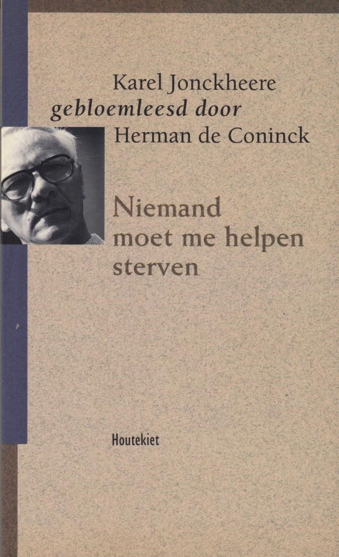 De Coninck Herman Schrijversgewijs