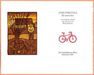 Streuvels fietslino