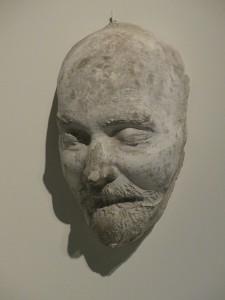 Elskamp 0d dodenmasker 1931