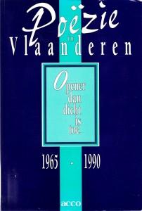 1991 Poëzie in Vlaanderen