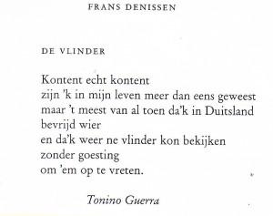 Denissen - Guerra