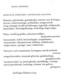 Denissen Palatina