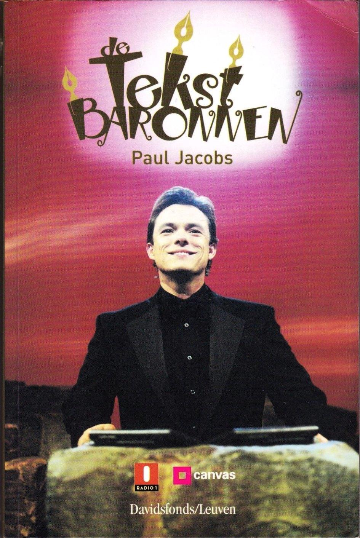Jacobs, Paul  u2013 Schrijversgewijs