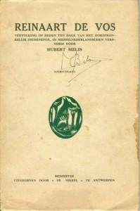 Melis Hubert 28_1928_volksuitgave