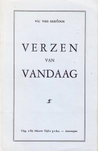 Van Saarloos Vic 2